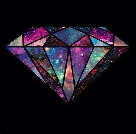 wallpaper galaxy diamond wallpapers galaxies and diamonds on pinterest