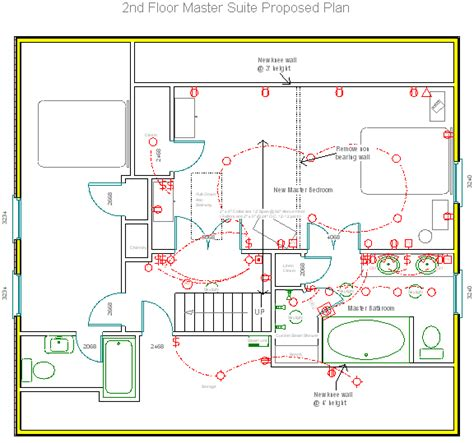 master bath floor plan except i see no need for his her march 2013 bathroom floors