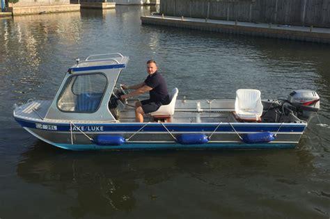 pike fishing boat hire wroxham fishing boats for hire richardson s boating holidays
