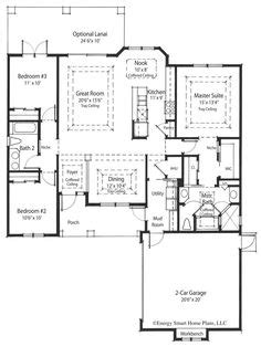 simple rambler house plans bedrooms small