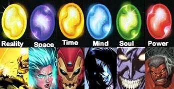 Infinity Gems Marvel The Infinity Gems A Physical Human Form Infinity