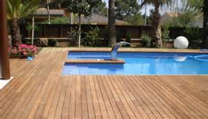 suelos de madera para jardines y terrazas