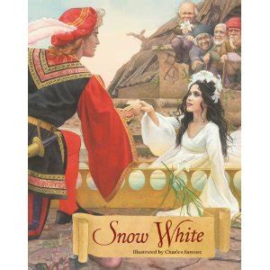 snow white book report bookfoolery snow white illustrated by charles santore
