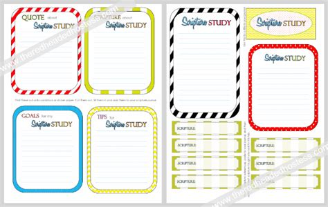 study cards template scripture study presentation tons of great ideas for