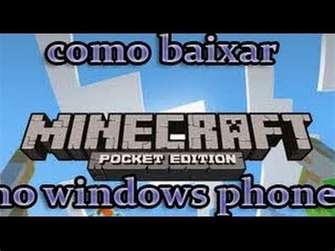 microsoft no lumia como baixar minecraft pocket edition 532 como baixar minecraft gratuitamente no windows phone 8 1 e
