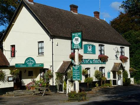 the fox inn basingstoke basingstoke and hshire pub a day the black fox inn