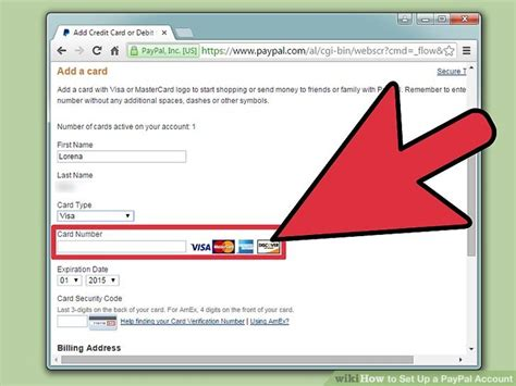 set up paypal with bank account 2 simple and easy ways to set up a paypal account wikihow