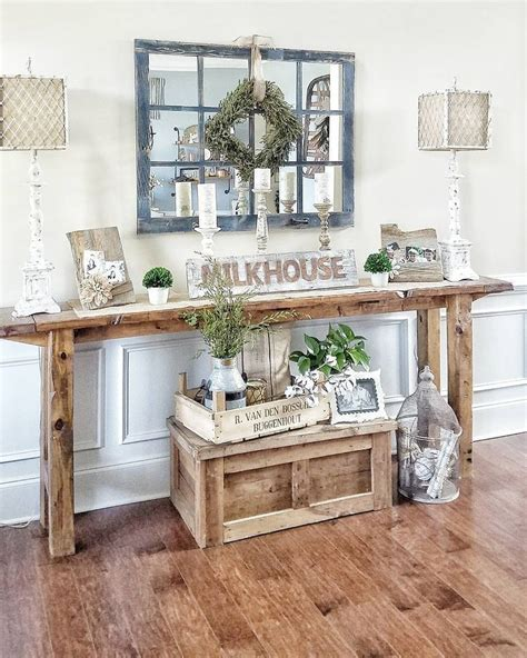 narrow rustic console table the 25 best narrow hallway table ideas on
