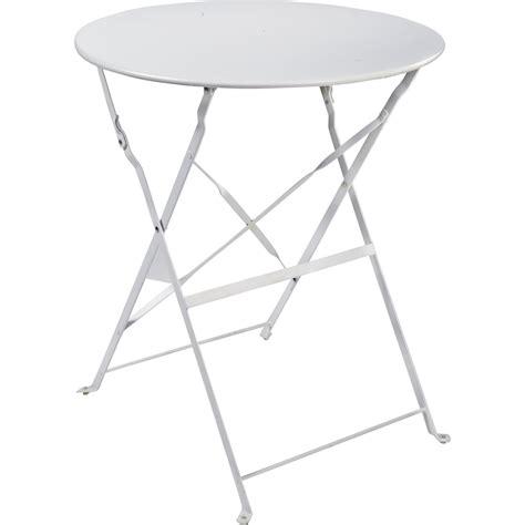 Table De Jardin Ronde Pas Cher