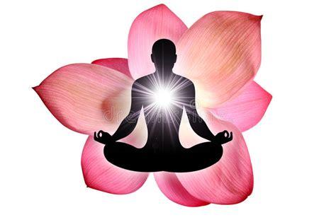 imagenes vectorizadas yoga yoga de la flor de lotus imagen de archivo imagen de