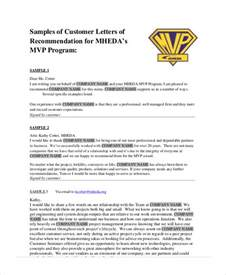 Recommendation Letter Title Sle Company Business Letter 9 Exles In Word Pdf