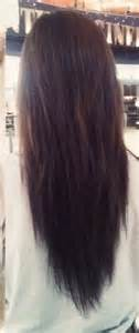 how cut v shaped haircut 1000 ideas about v shaped hair on pinterest long hair