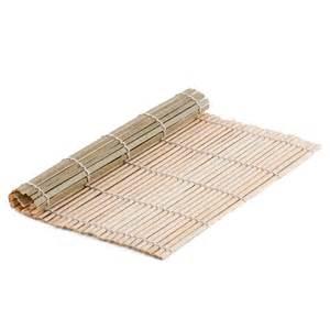 bamboo mat sushi bamboo products photo