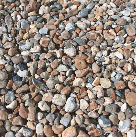 decorative aggregates b q b q brown naturally rounded decorative gravel