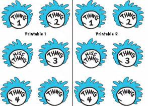 thing 1 and thing 2 printable template repeat crafter me thing 1 and thing 2 straws