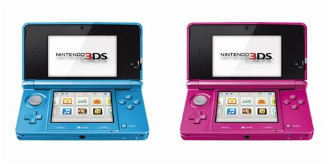 nintendo dips the 3ds again in two fresh colors news