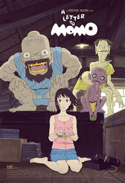 Letter Japanese Cast A Letter To Momo Review 2014 Roger Ebert
