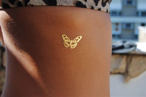gold ink tattoos 17 best images about fashion on snowflakes