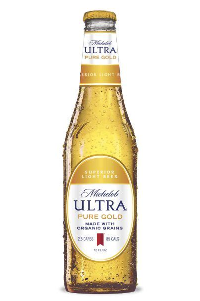 how many carbs in michelob ultra light michelob ultra pure gold williams distributing