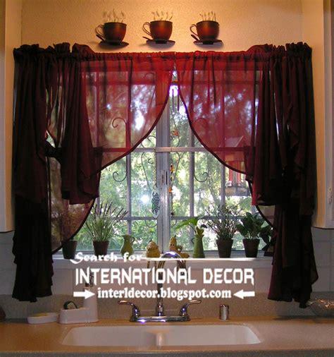 Largest catalog of kitchen curtains designs ideas 2015
