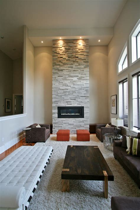 high ceilings high ceiling fireplace with erthcoverings silver fox