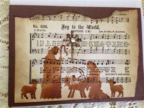 Handmade Songs Free - handmade religious card religious