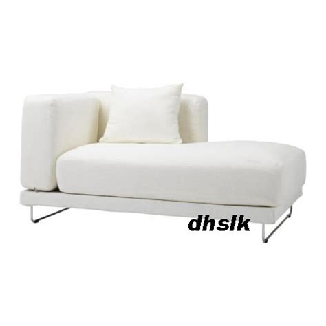 ikea tylosand right chaise cover rephult white