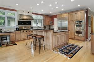 two level kitchen island 124 luxury kitchen designs part 3