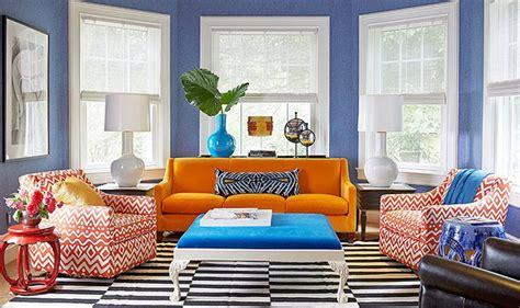 black n white design living room copy advice for your los 9 colores que mejor combinan con el naranja mil