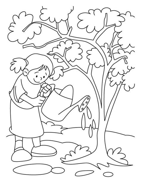 coloring pictures world environment day environment pictures for kids coloring home