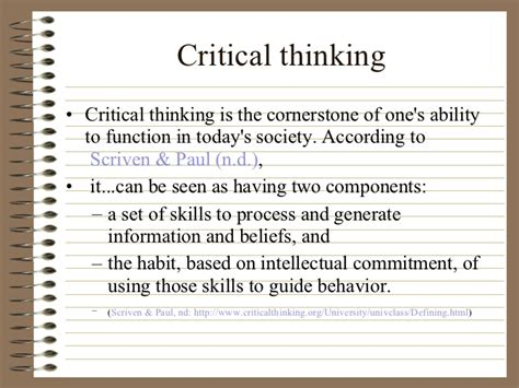 critical thinking skills and strategies for success and smarter decisions books critical thinking situations