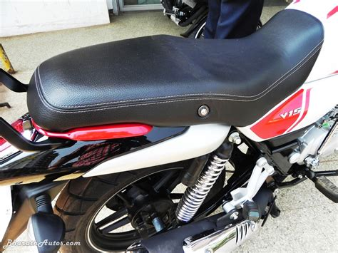 Bajaj V15   The Invincible Motorcycle Detailed Review and