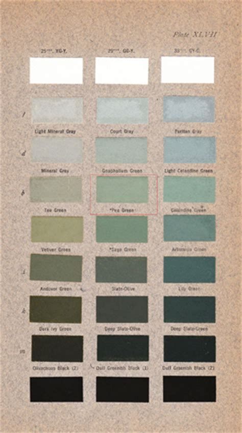 pea green baty historical paint consultant