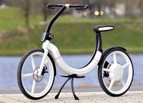 Volkswagen Electric Bike by Bringing Lifecloser Vw E Bike