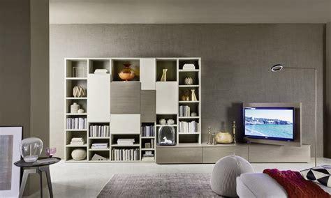 librerie per salotti soggiorni e salotti moderni arredo per la tua casa