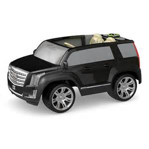 Cadillac Escalade Ext Power Wheels Power Wheels Cadillac Escalade 12 Volt Ride On Black