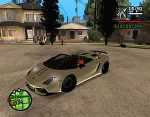 Where To Find Lamborghini In Gta San Andreas Pin Cheats For Gta San Andreas Ps2 How To Complete