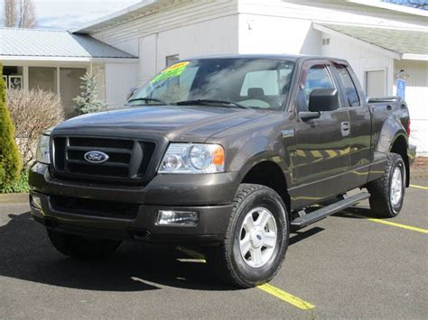 Ford F150 2005 by 2005 Ford F 150 4dr Supercab Stx 4wd Flareside 6 5 Ft Sb