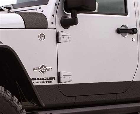rhino jeep 2 door all things jeep rhino linings rocker guards for jeep