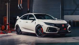2017 honda civic type r priced at 163 30 995 in the uk the