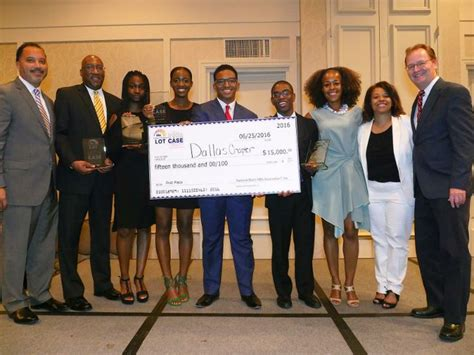 National Black Mba Association Dallas by National Black Mba Association 174 Announces Winners Of The
