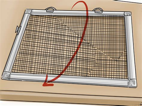 how to make a window screen 11 steps with pictures