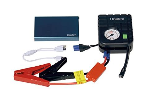 uniden portable power pack air compressor roadside aid uniden upp60 auto emergency power pack with 6000mah jump