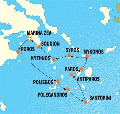small boat greek island cruises greece 8 day small ship luxury cruise greek islands
