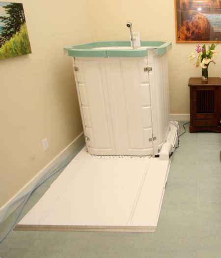 Portable Handicap Shower by Shower Bay Tristatemedok Copy