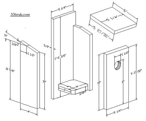 bluebird house plans bluebird plans newcomb vic offers