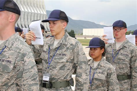 what is after basic training in air force surviving air force basic training