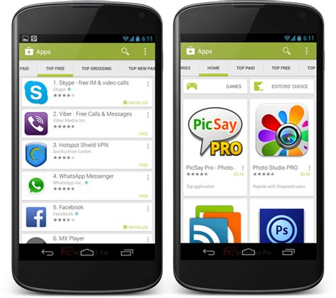 mobile play store play store para movil descargar play store