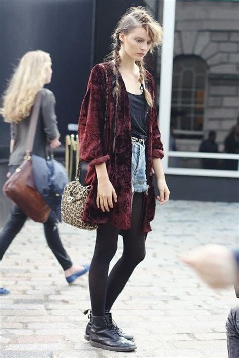 grunge style 25 grunge fashion ideas to try this season