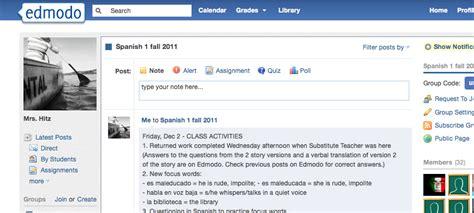 edmodo in spanish teaching spanish w comprehensible input why i use edmodo